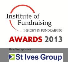 Insight in Fundraising Awards 2013 Gala Dinner 11th...