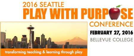 Play With Purpose Conference - Seattle