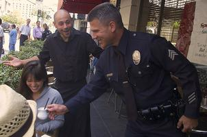 J.G. McGuinness Tip-a-Cop fundraiser for Special...