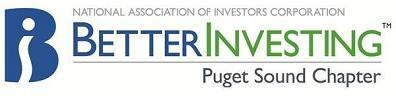 Puget Sound Chapter Annual Meeting(Sept. 10, 2015)
