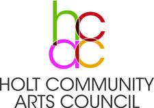 Holt Community Arts Council logo