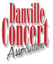 Danville Concert Association       434-792-9242 logo