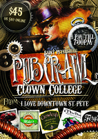 CLOWN COLLEGE PUB CRAWL