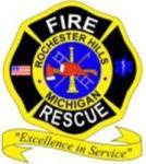 Rochester Hills Fire Department logo