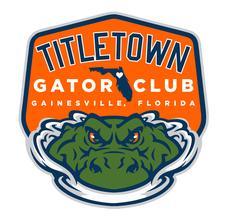 UFAA Titletown Gator Club logo