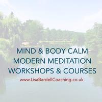 LONDON Mind CALM Meditation Workshop in Old Street, EC1