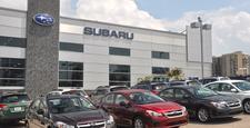 Downtown Subaru logo