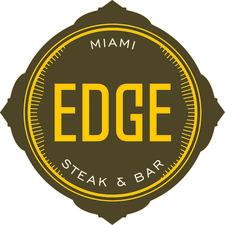Edge Steak and Bar logo