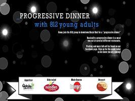 812 Royal Oak Progressive Dinner