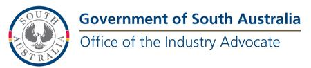 Office of the Industry Advocate | Supplying to...