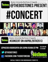 @thebostones present: #concert