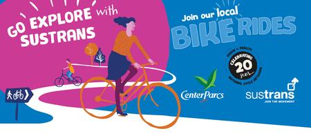 Go explore with Sustrans - St Neots guided rides