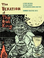 Solstice Supper Club | Daniel Duford presents The Vexation of...