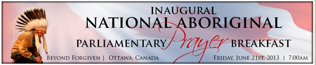 National Aboriginal Parliamentary Prayer Breakfast