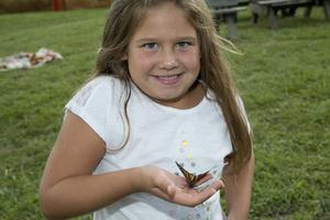2015 Native Butterfly Release
