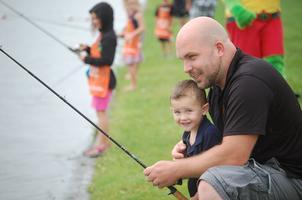 2015 SummersCool:  Post Gazette Family Fishing