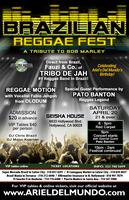 Brazilian Reggae Music Festival in Hollywood