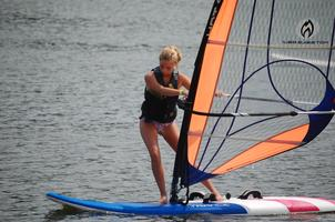 2015 SummersCool:  Windsurfing with Mike Henderson