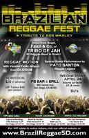 Brazilian Reggae Music Festival in San Diego