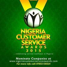 NIGERIA CUSTOMER SERVICE AWARDS logo