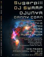 DJ SWAMP, SUGARPILL, DJUNYA, DANNY CORN