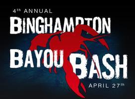 4th Annual Binghampton Bayou Bash Presented by World...