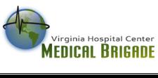Virginia Hospital Center Medical Brigade logo