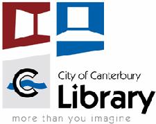 City of Canterbury Library logo