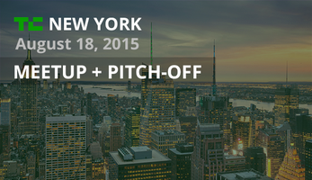 New York Meetup + Pitch-Off