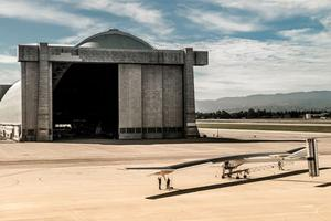 Solar Impulse Public Visit at Moffett Airfield - 20th...