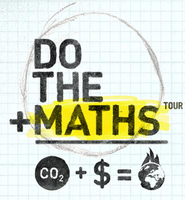 Bill McKibben - Do the Maths Tour - Wellington