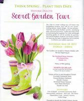 Historic Duluth, GA Secret Garden Tour