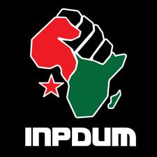 International People's Democratic Uhuru Movement (InPDUM) logo