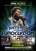 Just Steve - Euroclydon LIVE