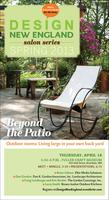 Beyond the patio: Outdoor rooms: Living large in your...