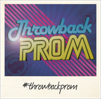 #throwbackprom
