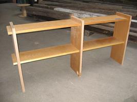 Hollow Core Door Shelf Make It Take It (COUPLES OPTION)
