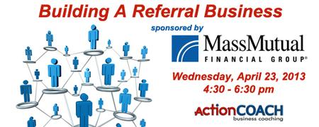 Building A Referral Business