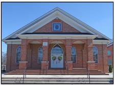 East Lumberton Baptist Church  logo