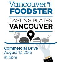 Tasting Plates Commercial Drive