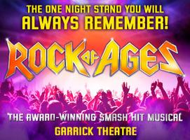 Rock Of Ages Tickets for Helen Hayes Theatre New York