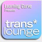 Trans* Lounge logo