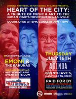 Heart of the City: A Tribute of Music & Art to the...