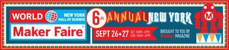 Traveler Entry Pass for World Maker Faire New York 2015