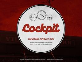 Cockpit – Saturday, April 27, 2013 (Second Session)