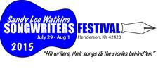 Sandy Lee Watkins Songwriters Festival  logo