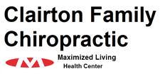 Clairton Family Chiropractic- A Maximized Living Health Center logo