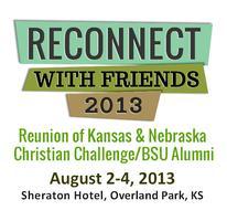 Christian Challenge/BSU Alumni RECONNECT 2013