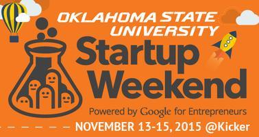 Startup Weekend Stillwater 11/15