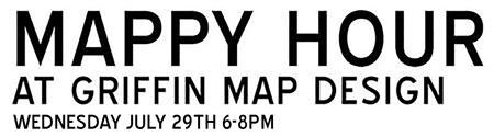 Mappy Hour - July 2015